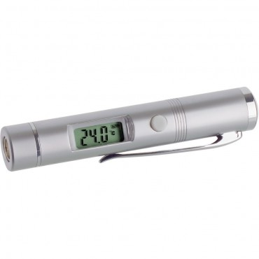 Flash Pen Infrared Thermometer Range -33°C to 220°C