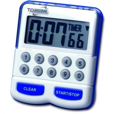 Digital Countdown Timer & Stopwatch