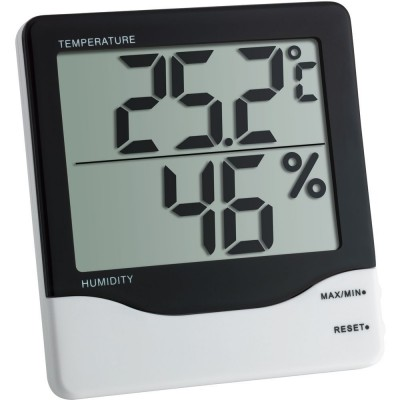 Digital Thermo-Hygrometer with Large Display