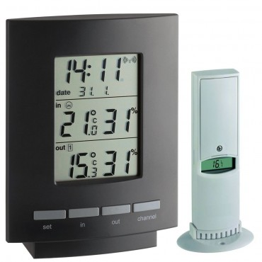 Maxim Wireless Min/Max Thermo-Hygrometer