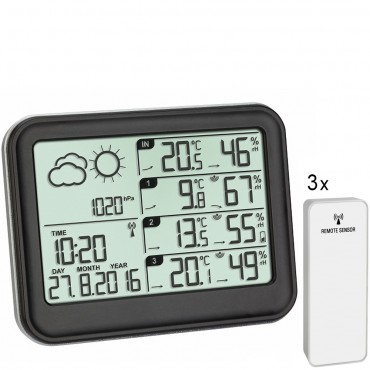 TFA View Wireless Weather Forecaster