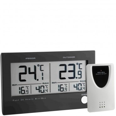 Twin Wireless Min/Max Thermometer
