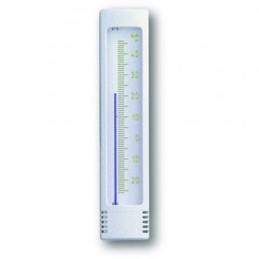 Indoor/Outdoor Gold Stamp Thermometer 14.5cm