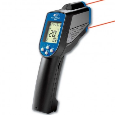 ScanTemp 490 Infrared Range -60°C to 1000°C
