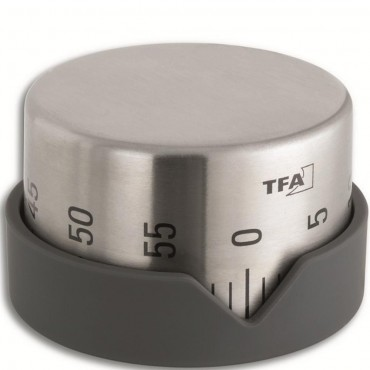 Dot Stainless Steel Kitchen Timer