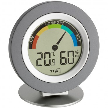 Cosy Digital Room Thermo-Hygrometer