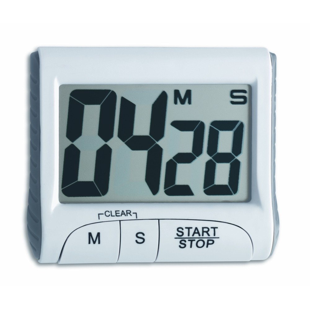 Digital countdown timer stopwatch with large display - Timer da cucina ...