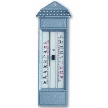 Metal Min Max Thermometer  23cm