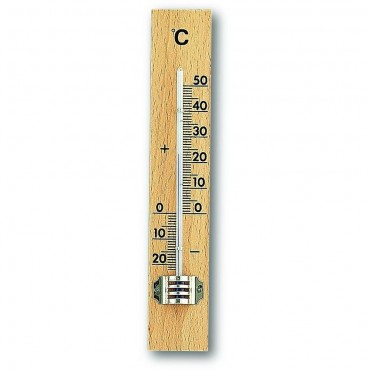 Indoor Beech Thermometer 15.1cm
