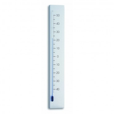 Indoor Aluminium Outdoor Thermometer 28cm
