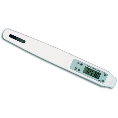 Pocket Thermo-Hygrometer