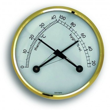 Climatherm Thermo-Hygrometer 7.1cm