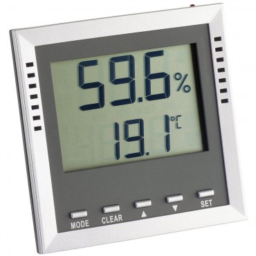 Klima-Guard Digital Thermo-Hygrometer