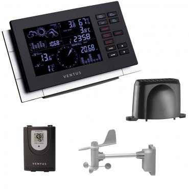 Ventus Wireless Full Weather Station