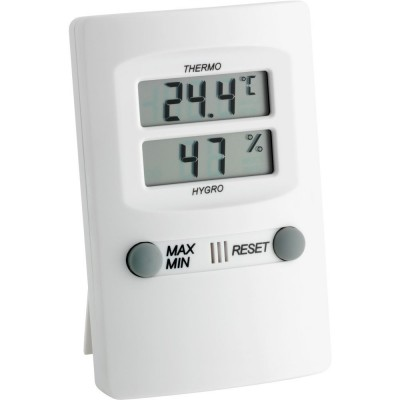 Digital Thermo-Hygrometer With Min/Max Function