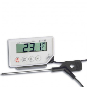 HACCP Digital Probe Lab Thermometer With 1.65m Cabled Probe
