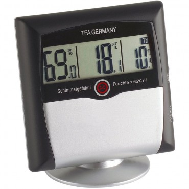 Comfort Control Digital Thermo-Hygrometer