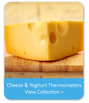 Cheese & Yoghurt Thermometers