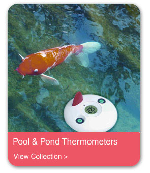 Pool & Pond Thermometers