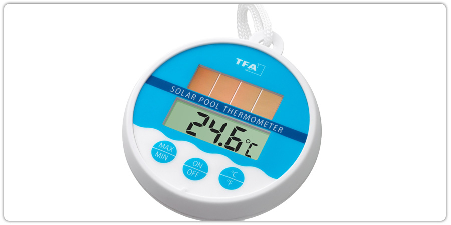 Pool/Pond Thermometers
