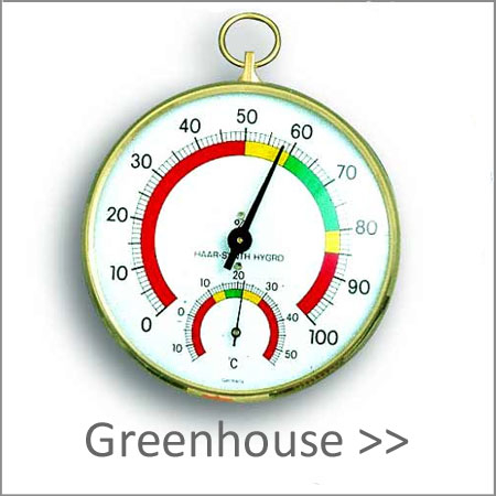 Greenhouse Thermometers